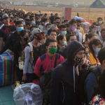 Thailand Allows Stranded Myanmar Migrants to Return