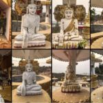 'Unpleasant to look at': officials remove goofy Buddha statues donated by top generals