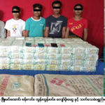 Myanmar Seizes Massive Methamphetamine Hauls Destined for Malaysia and Indonesia